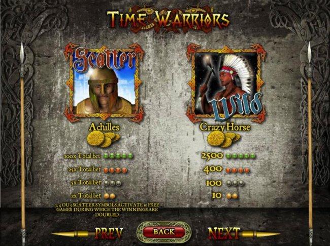 Time Warriors screenshot