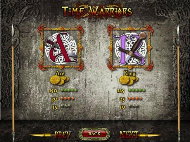 Free Slots 247 - slot game medium value symbols paytable