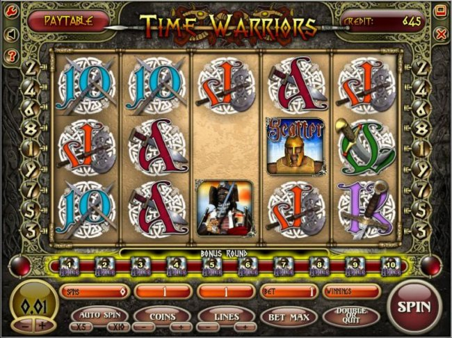 Free Slots 247 image of Time Warriors
