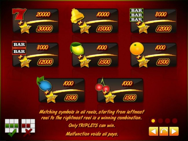 Free Slots 247 image of 27 Hot Lines Deluxe Edition