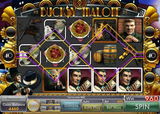 Buck$y Malone by Free Slots 247