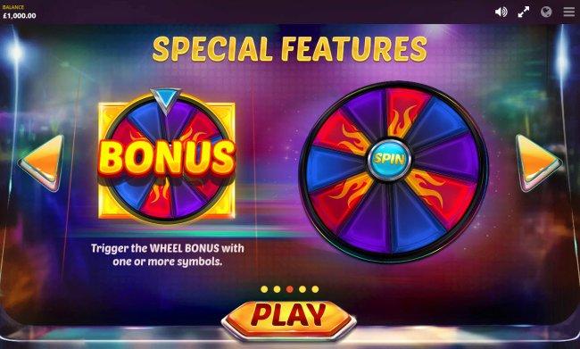 Free Slots 247 - Bonus Wheel Feature