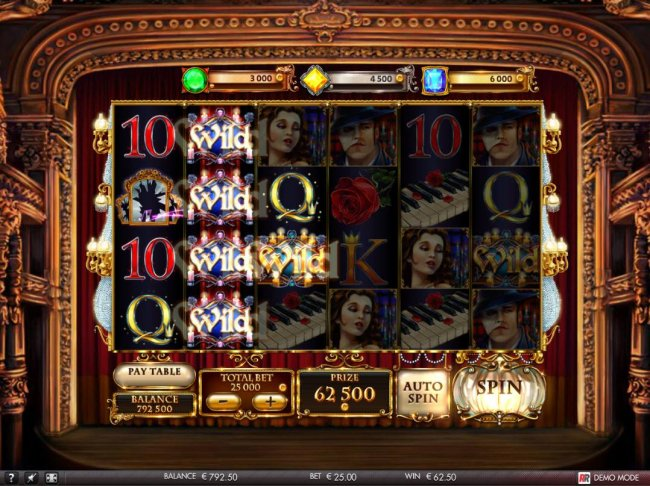 Moving Wilds and Fixed Wild triggers multiple winning paylines - Free Slots 247