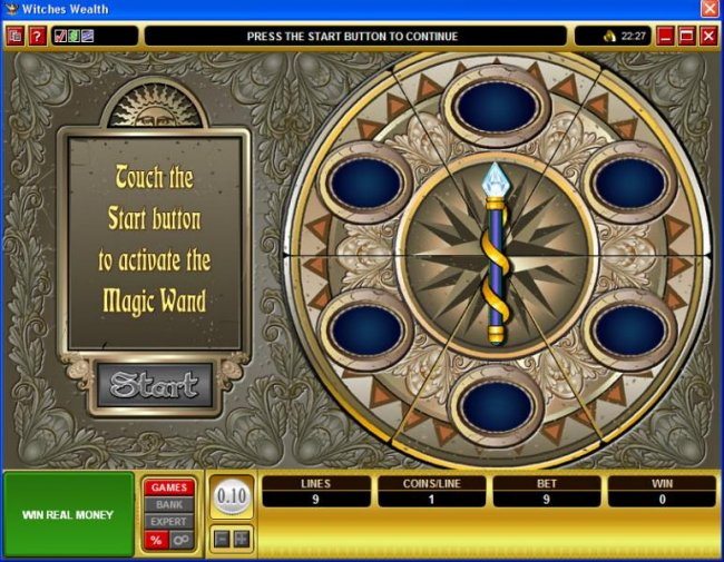 Witches Wealth by Free Slots 247