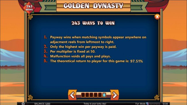 Images of Golden Dynasty