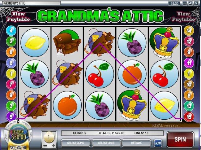 Grandma's Attic by Free Slots 247