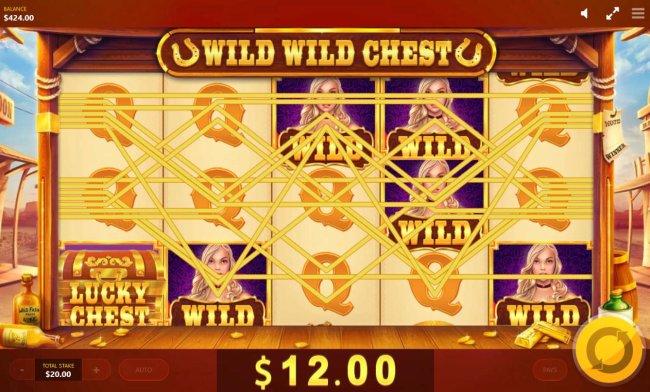 Free Slots 247 image of Wild Wild Chest