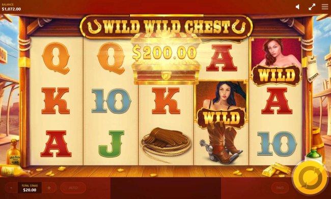 Wild Wild Chest by Free Slots 247