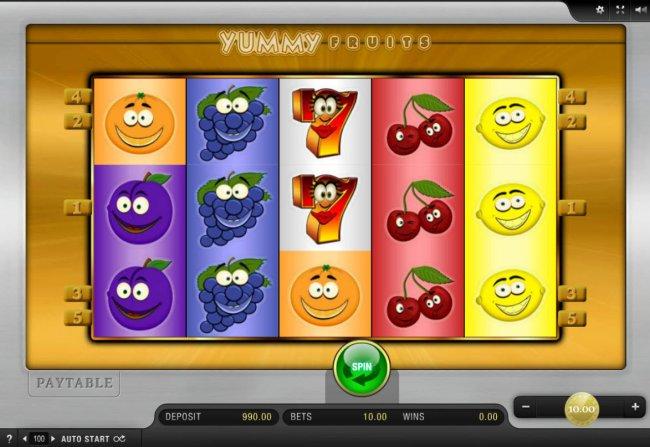Main Game Board - Free Slots 247