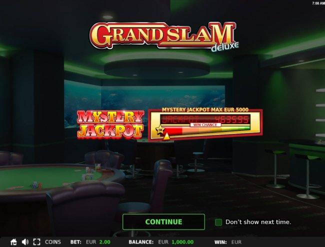 Grand Slam Deluxe screenshot