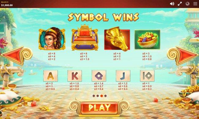 Free Slots 247 image of Midas Gold