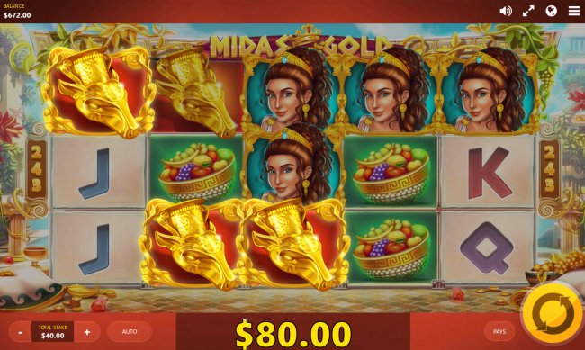 Midas Gold by Free Slots 247