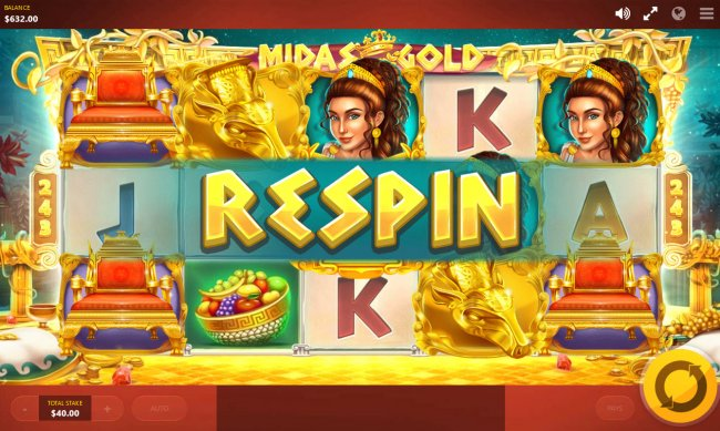 Respin activated - Free Slots 247