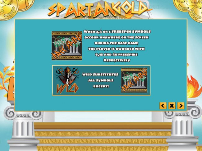 Images of Spartan Gold