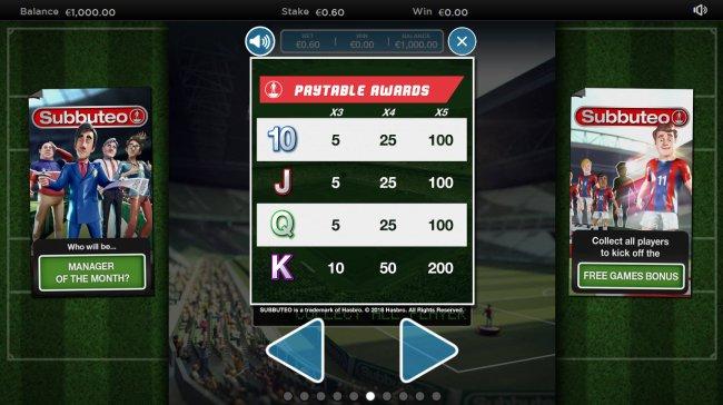 Free Slots 247 image of Subbuteo