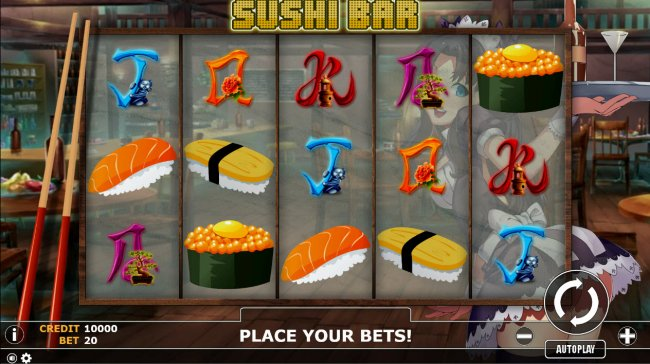 Images of Sushi Bar