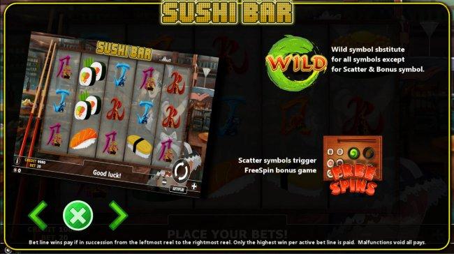 Free Slots 247 image of Sushi Bar