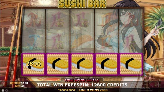 Sushi Bar screenshot