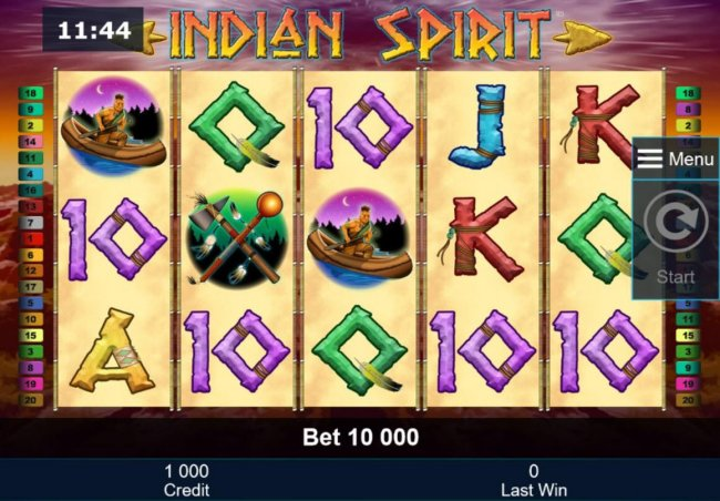 Images of Indian Spirit