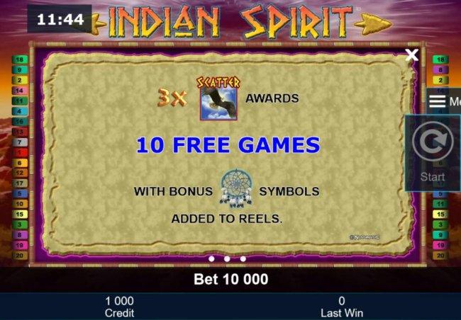 Indian Spirit by Free Slots 247