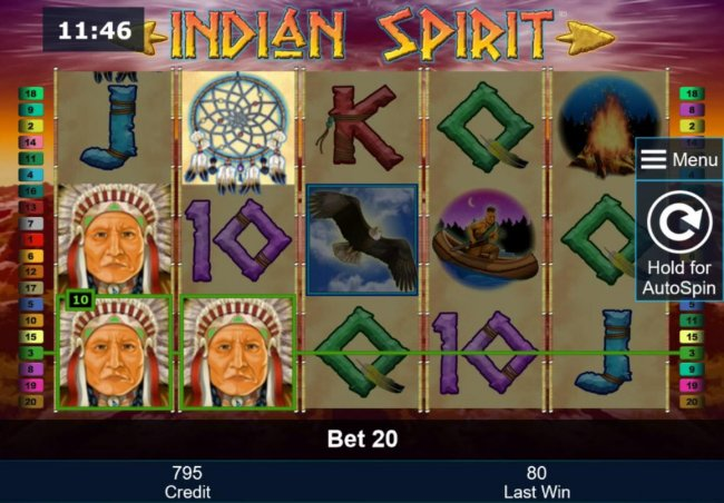 Indian Spirit screenshot