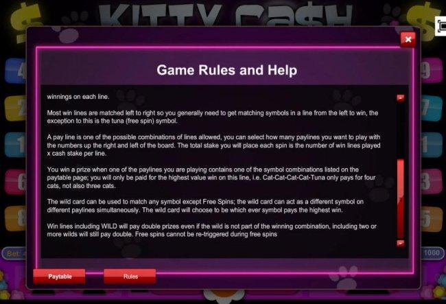 Free Slots 247 image of Kitty Cash