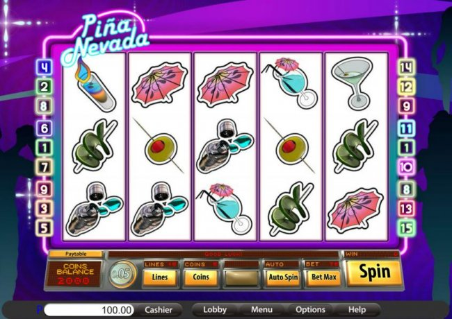 Free Slots 247 image of Pina Nevada