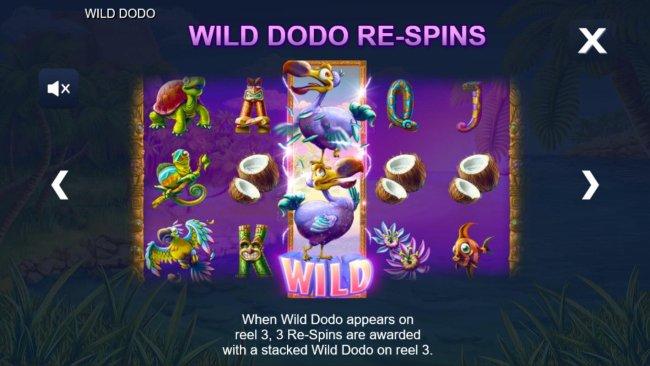 Wild Dodo screenshot