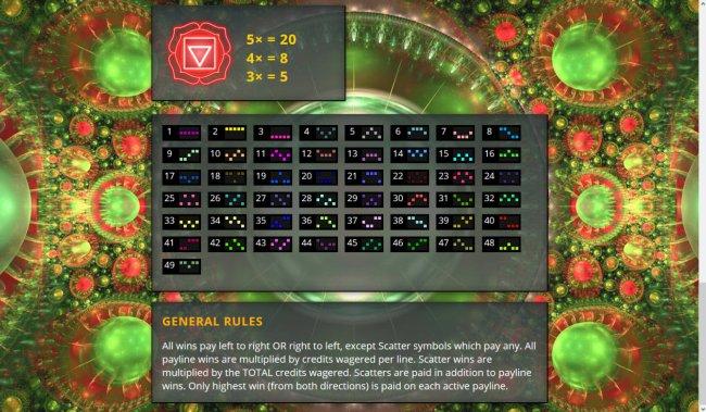 Paylines 1-49 - Free Slots 247
