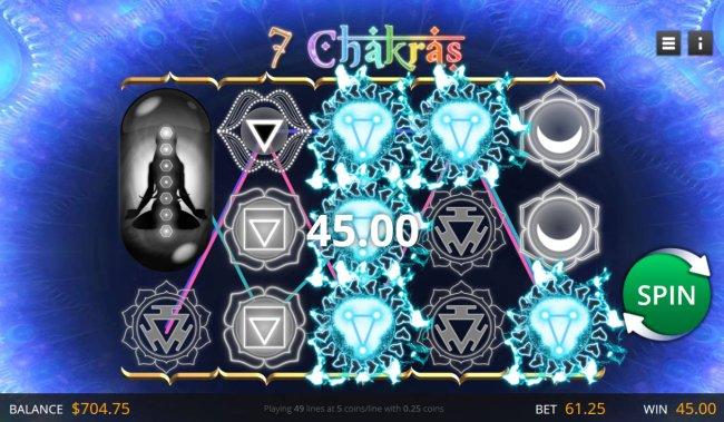 7 Chakras by Free Slots 247