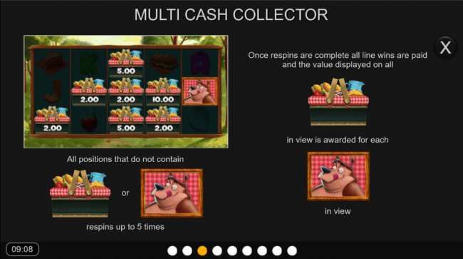 Multi Cash Collector by Free Slots 247