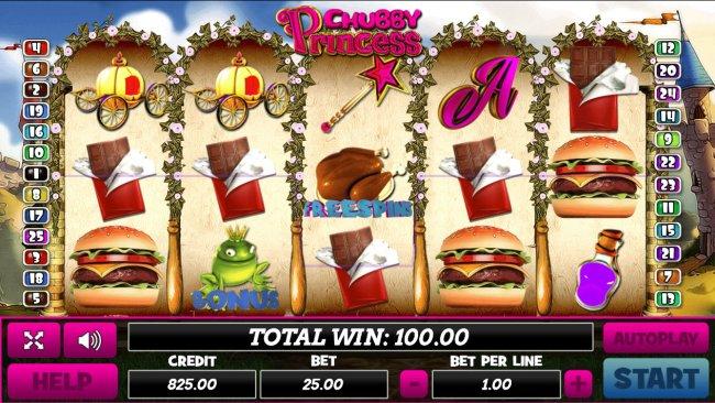 Chubby Princess by Free Slots 247