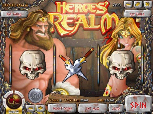 Heroe's Realm screenshot