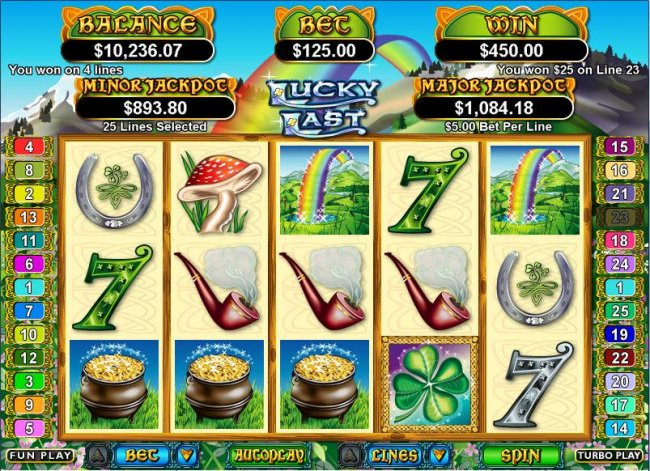 Hit Gold by Free Slots 247