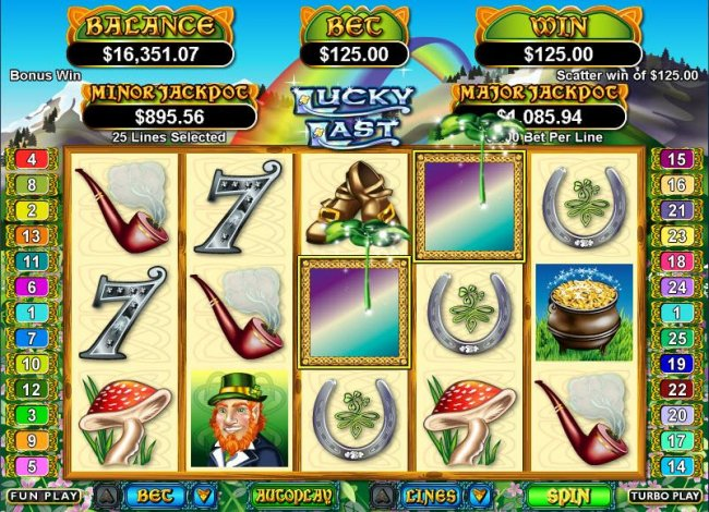 Free Slots 247 image of Lucky Last