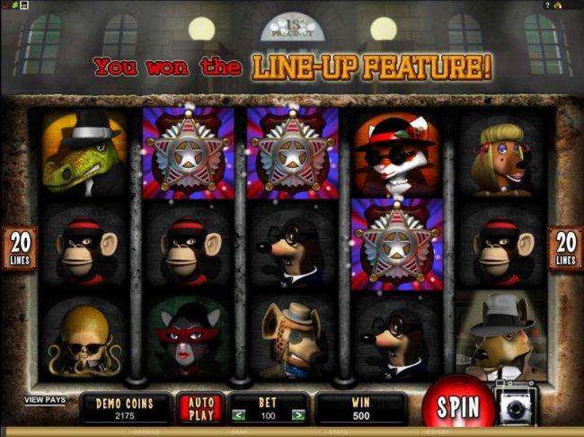 Mugshot Madness by Free Slots 247