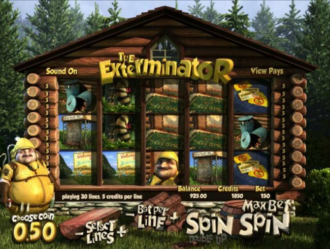 Free Slots 247 image of The Exterminator