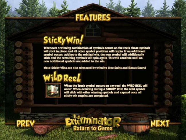 The Exterminator screenshot