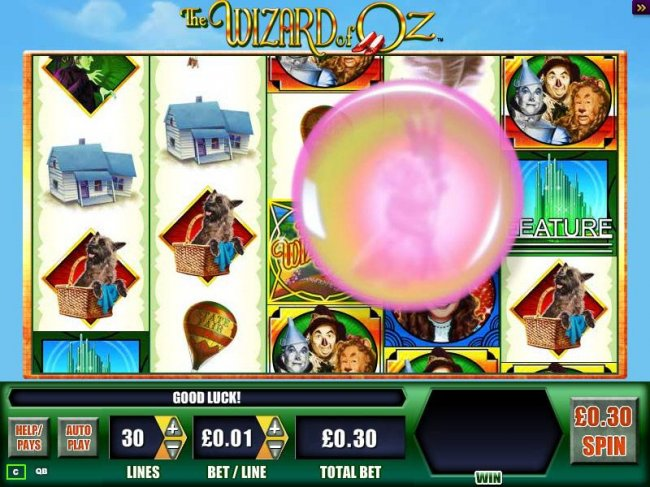 Free Slots 247 image of The Wizard of Oz