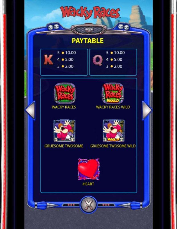 Free Slots 247 image of Wacky Races