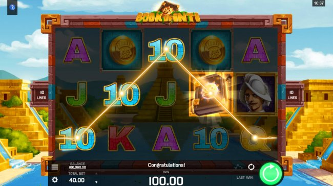 Free Slots 247 image of Book of Inti