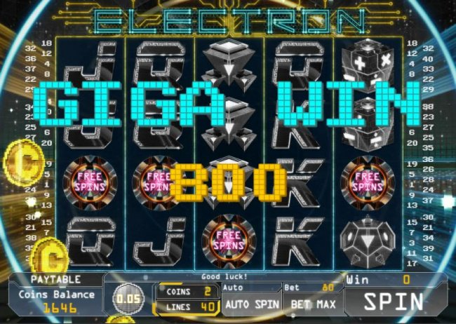 Electron by Free Slots 247