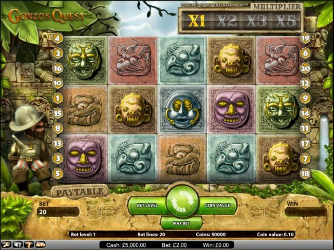 Gonzo's Quest by Free Slots 247