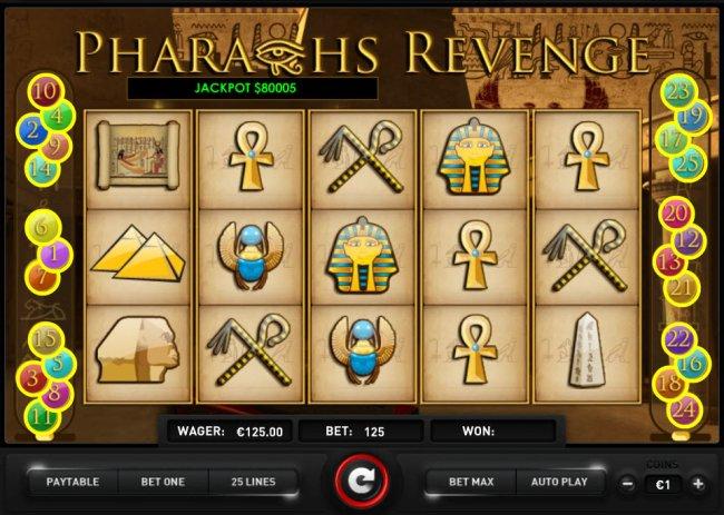 Images of Pharaoh's Revenge