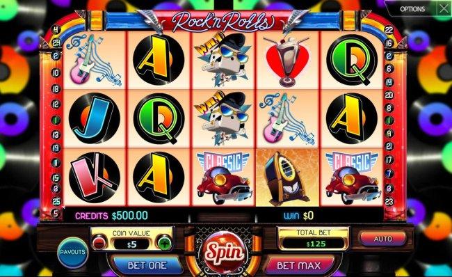 Rock'n Rolls by Free Slots 247