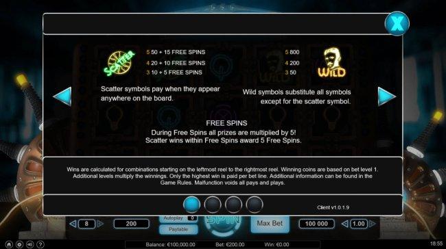Free Slots 247 image of Tesla Coins