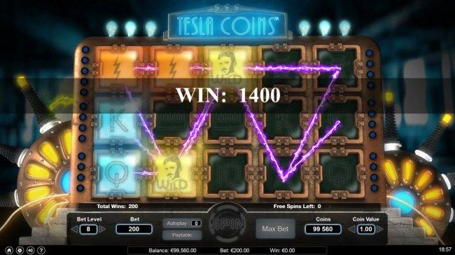 Tesla Coins screenshot