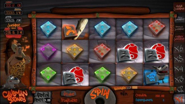 Caveman Stoney screenshot