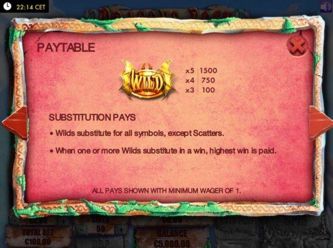 Free Slots 247 image of Dragons Rock