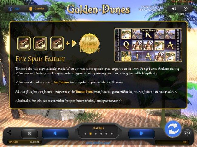 Images of Golden Dunes